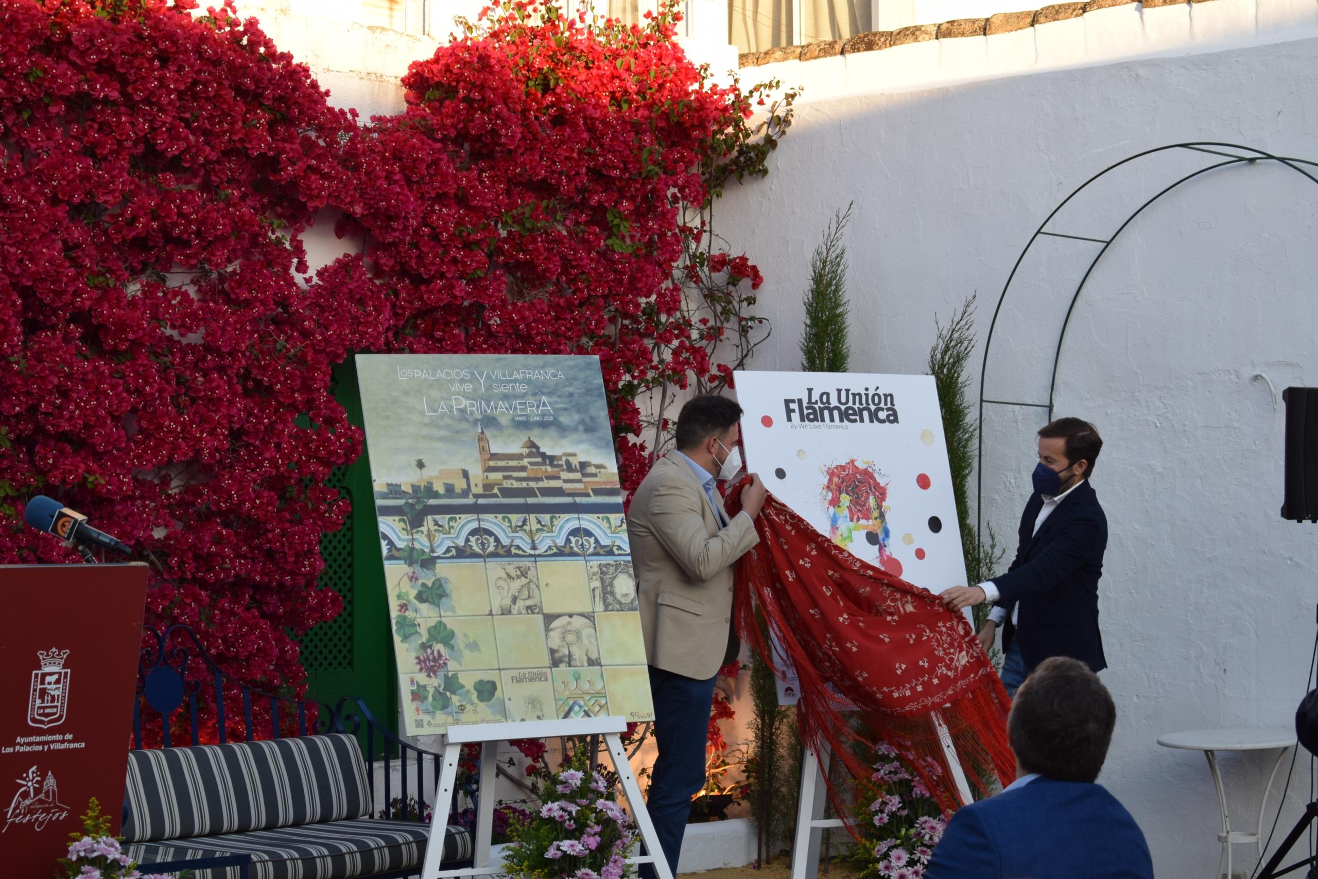 Presentación La Unión Flamenca