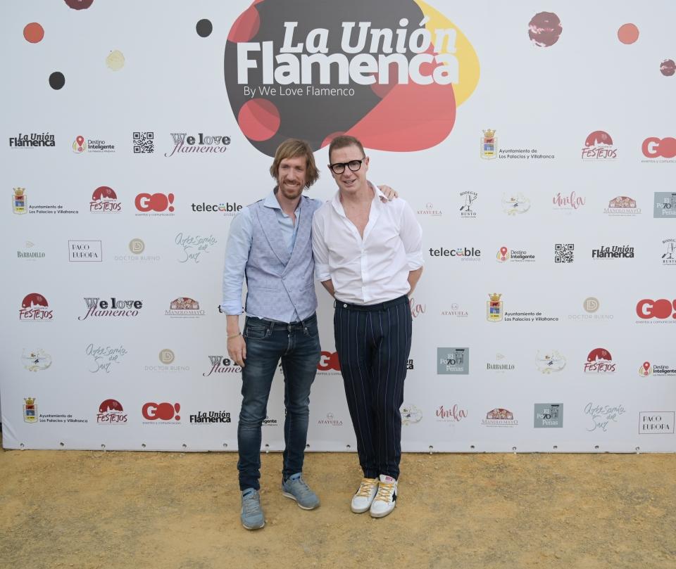 Jorge Cadaval y Ken Aplledorn