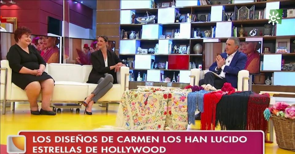 Laura Sánchez y Carmen Acedo